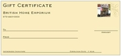 Gift Certificate $1000