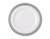 Match Pewter Dinner Plate