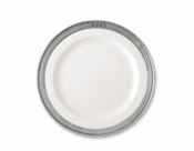Match Pewter Salad/Dessert Plate