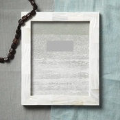 Mother of Pearl Photo Frame - 8 x 10
