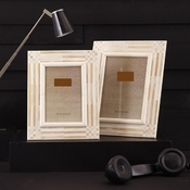 Natural Bone Photo Frames