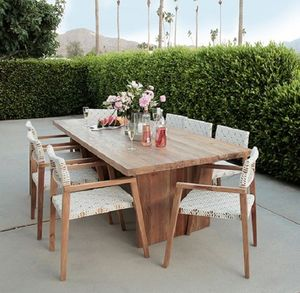 Outdoor Teak Collection - Order Now !