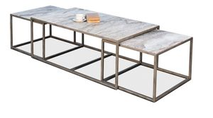 Set of 3 Nesting Coffee Tables