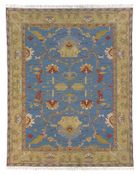 Soumak Carpet Blue