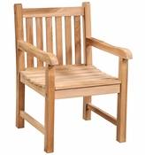Teak Arm Chair - Save 25%