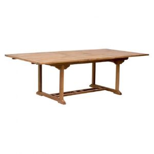 Teak Extension Dining Table - Save 25%