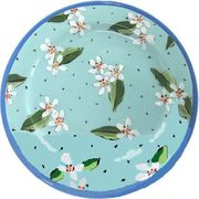 Apple Blossom Dinner Plate (no writing)