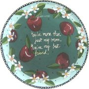 Apple Blossom Medium Platter