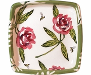 Busy Bees Small Square Bowl