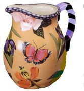 Butterfly Large Pitcher