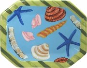 By the Sea/ Octagon Platter