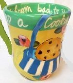 """""""Cookie in your purse"""" Mug"""