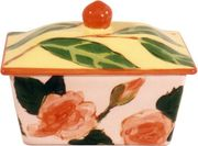 Coral Rose Butter Box