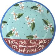 Apple Blossom Dinner Plate