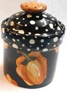 Night Shade/Orange Pepper/Small Canister