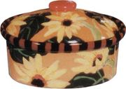 Sunflower Medium Oval Casserole
