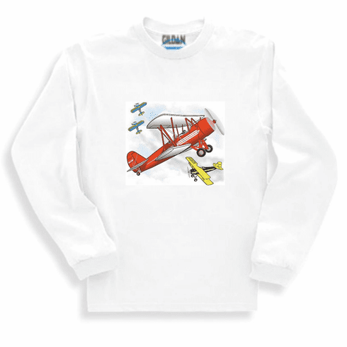 Airplanes Airplane Aircraft long sleeve t-shirt sweatshirt