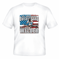 All American Outfitters Welder shirt