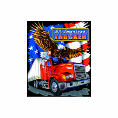 All American Trucker shirt