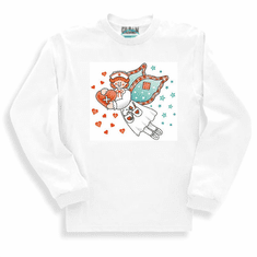 Angel Nurse Sweatshirt or long sleeve T-shirt