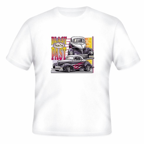 Antique Cars Car Blast from the past t-shirt shirt