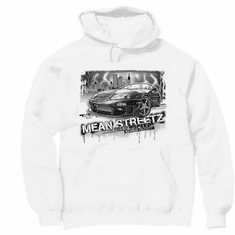 Antique cars Mean Streetz need 4 speed maximum velocity hoodie hooded sweatshirt