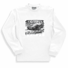 Antique cars Mean Streetz need 4 speed maximum velocity long sleeve t-shirt sweatshirt
