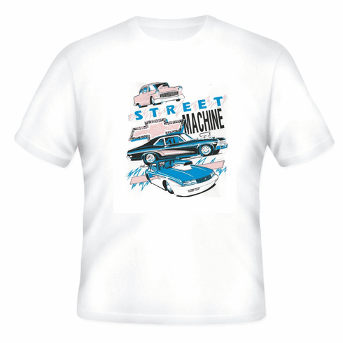 Antique cars Street machine t-shirt shirt