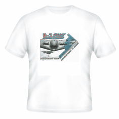 Armed Forces Military Air Force t-shirt shirt sayings United States US Air Force B-2 Spirit Stealth bomber Operation Enduring Freedom Undetectable to Radar