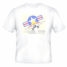 Armed Forces Military Air Force t-shirt shirt sayings United States US Air Force US AF