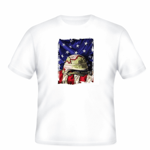 Armed Forces Military American Flag Patriotic helmet Let's Roll t-shirt shirt sayings