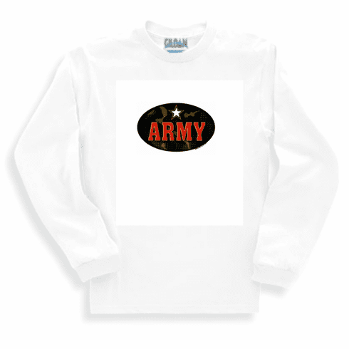 Armed Forces Military Army  long sleeve t-shirt sweatshirt sayings United States US ARMY