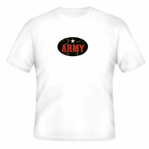 Armed Forces Military Army t-shirt shirt sayings United States US ARMY
