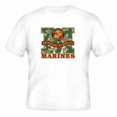 Armed Forces United States US Military Marines Marine Corps Semper Fidelis t-shirt shirt