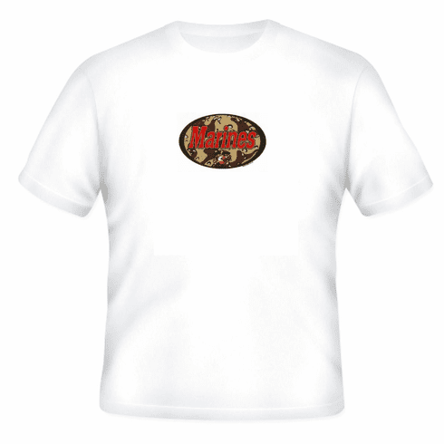 Armed Forces United States US Military Marines t-shirt shirt