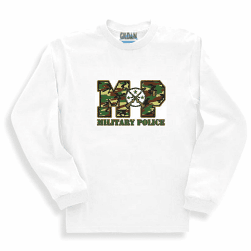 Armed Forces United States US Military Police long sleeve t-shirt shirt sweatshirt