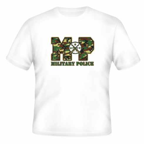 Armed Forces United States US Military Police t-shirt shirt