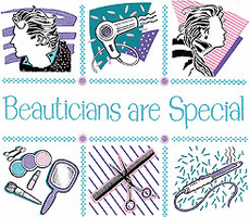 Beauticians are Special shirt