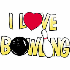 Bowl shirt: I love bowling
