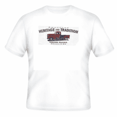 car truck t-shirt shirt American Heritage Tradition Genuine Classics trucks