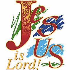 Christian Shirt:  Jesus is Lord!
