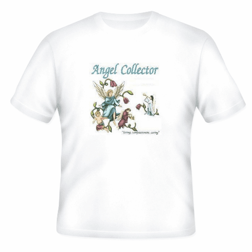 Country Decorative Angel Collector tshirt shirt