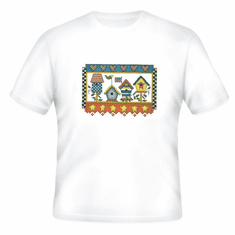Country Decorative Bird birdhouses tshirt shirt