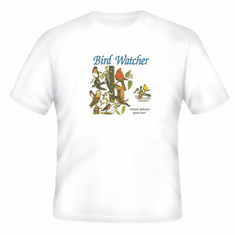 Country Decorative Bird watcher cheerful dedicated nature lover tshirt shirt