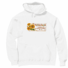 Country Decorative Blessings come in many ways the nicest come as friends sunflowers bees pullover hoodie hooded sweatshirt