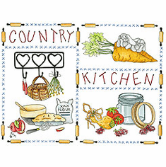 Country Decorative Country kitchen tshirt shirt