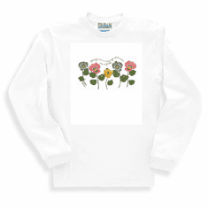 Country Decorative Flowers Blessing come in many ways the nicest come as friends long sleeve tshirt sweatshirt