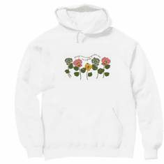 Country Decorative Flowers Blessing come in many ways the nicest come as friends pullover hoodie hooded sweatshirt