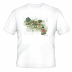 Country Decorative I'm just a bit old fashioned tshirt shirt