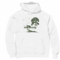 Country Decorative If I could live forever with you pullover hoodie hooded sweatshirt